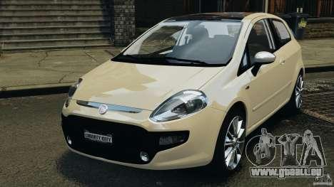 Fiat Punto Evo Sport 2012 v1.0 [RIV] pour GTA 4