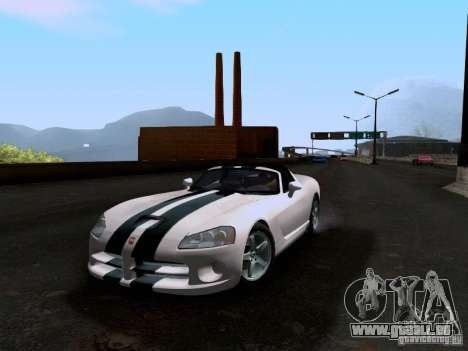 Dodge Viper SRT-10 Custom pour GTA San Andreas