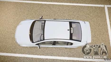Holden Commodore SS (CIVIL) für GTA 4 rechte Ansicht