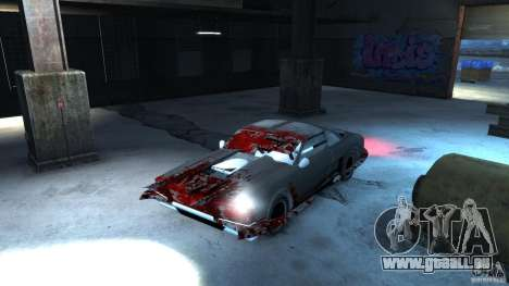 Apocalyptic Mustang Concept (Beta) pour GTA 4