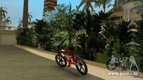 Mountainbike (Rover) für GTA Vice City zurück linke Ansicht
