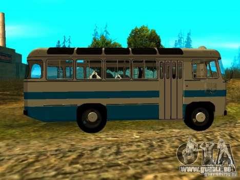 GROOVE-672.60 Version für GTA San Andreas zurück linke Ansicht