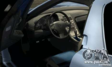 Acura NSX Veilside Fortune v 1.0 für GTA 4 hinten links Ansicht