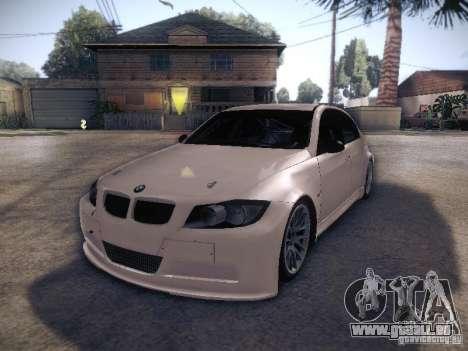 BMW 320SI Drift für GTA San Andreas