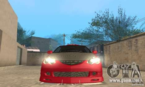 Acura RSX New pour GTA San Andreas roue