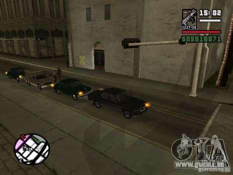 Clignotants 2.1 pour GTA San Andreas
