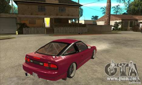 Nissan 240SX Zenki pour GTA San Andreas vue de droite