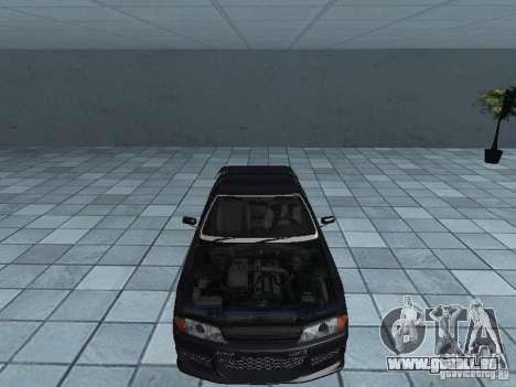 Nissan Skyline R32 Tuned für GTA San Andreas Seitenansicht