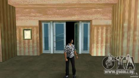 Hawaii Hemd pour GTA Vice City