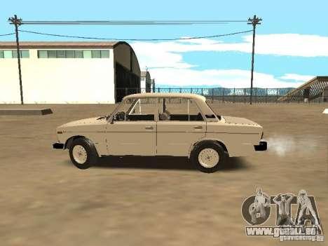 VAZ 21063 für GTA San Andreas linke Ansicht