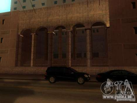 City Hall Los Angeles für GTA San Andreas zweiten Screenshot