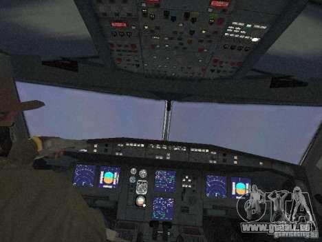 Airbus A340-600 Virgin Atlantic pour GTA San Andreas vue de côté