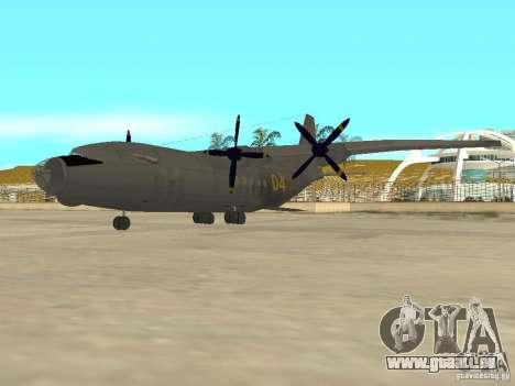 Antonov An-12 pour GTA San Andreas