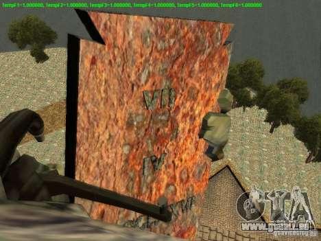 Statue de la liberté 2013 pour GTA San Andreas onzième écran