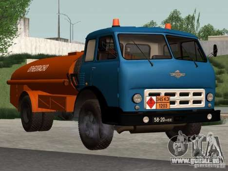 MAZ TK-7, 5-500A für GTA San Andreas