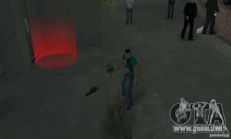 Rue combat v2 pour GTA San Andreas troisième écran