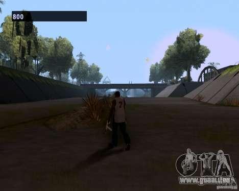 Allure de gangster pour GTA San Andreas quatrième écran
