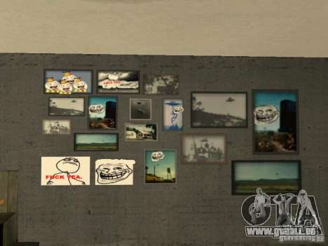 Teufel ja Bar für GTA San Andreas