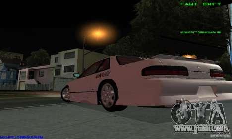 Nissan Silvia S13 Tunable für GTA San Andreas Motor