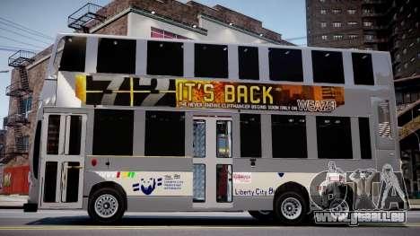 HKBUS Q SIZE für GTA 4 Rückansicht