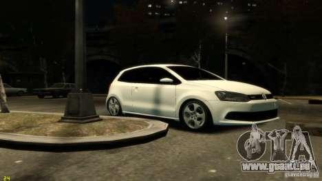 Volkswagen Polo v1.0 pour GTA 4 est une gauche