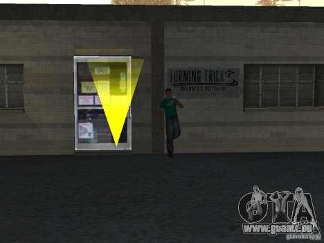 Réaliste conduite école v1.0 pour GTA San Andreas