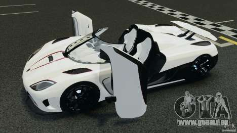 Koenigsegg Agera R v2.0 [EPM] für GTA 4 obere Ansicht