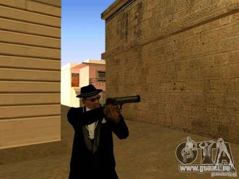 Desert Eagle MW3 pour GTA San Andreas