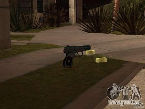 Pak inländischen Waffen Version 3 für GTA San Andreas her Screenshot
