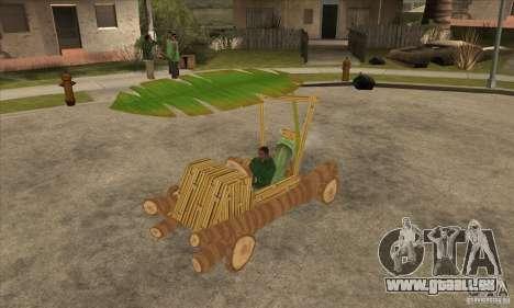New Police Madagascar pour GTA San Andreas