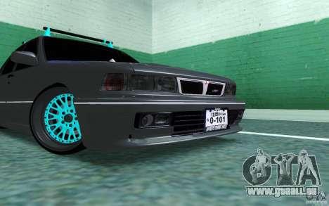 Mitsubishi Galant pour GTA San Andreas laissé vue
