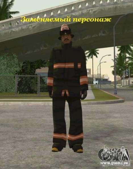 Peaux de S.T.A.L.K.E.R. pour GTA San Andreas quatrième écran