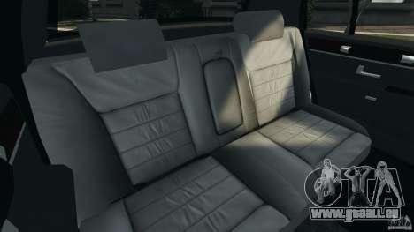 Lincoln Town Car 2006 v1.0 pour GTA 4 est un côté