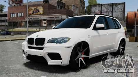 BMW X5M pour GTA 4