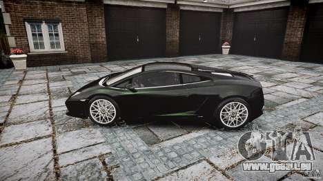 Lamborghini Gallardo LP560-4 für GTA 4 linke Ansicht