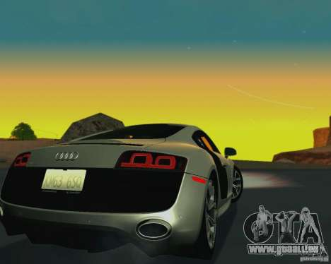 ENBSeries by DeEn WiN v2.1 SA-MP pour GTA San Andreas troisième écran