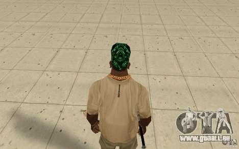 Bandanas matrix für GTA San Andreas dritten Screenshot