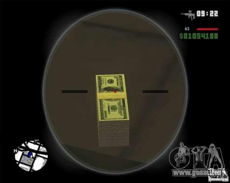 HD-Geld für GTA San Andreas zweiten Screenshot