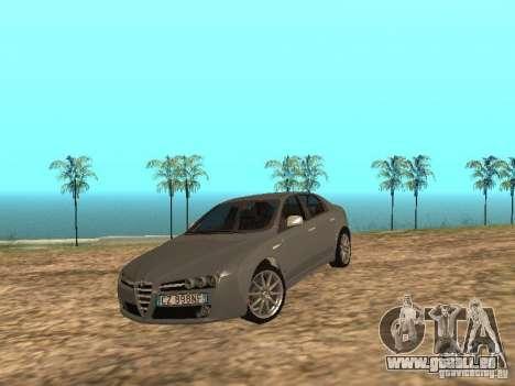 Alfa Romeo 159Ti pour GTA San Andreas