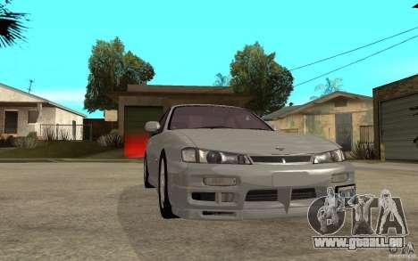Nissan 200SX - Stock pour GTA San Andreas vue arrière