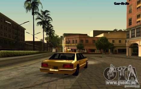 ENB SA: MP für mittelgroße laptops für GTA San Andreas zweiten Screenshot