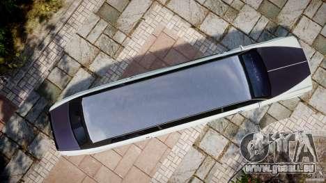Rolls Royce Phantom Sapphire Limousine Disco pour GTA 4 est un droit
