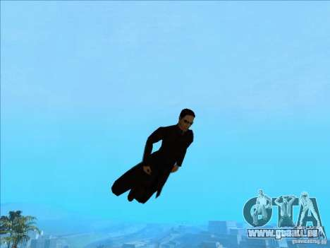 Matrix Skin Pack pour GTA San Andreas dixième écran