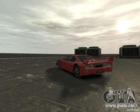 Turismo from GTA SA pour GTA 4 Vue arrière de la gauche