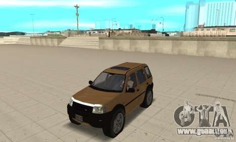 Land Rover Freelander KV6 für GTA San Andreas