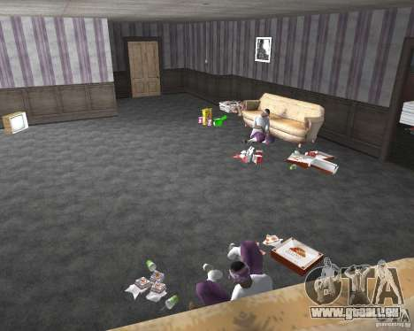 Revitalisierende Droge Den v1. 0 für GTA San Andreas dritten Screenshot