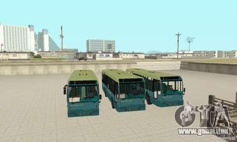 Den Oudsten Alliance v.2 pour GTA San Andreas vue arrière