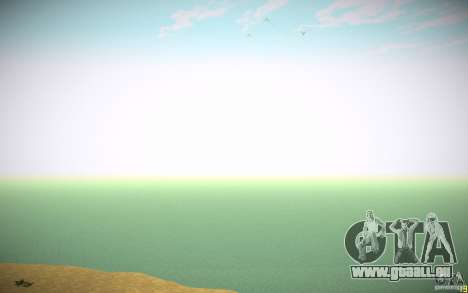 HD Wasser v3. 0 für GTA San Andreas