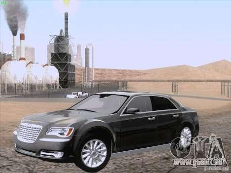 Chrysler 300 Limited 2013 pour GTA San Andreas moteur