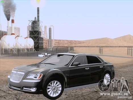 Chrysler 300 Limited 2013 für GTA San Andreas Motor